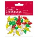 32 Christmas Light Charms create christmas Mini Lichter...