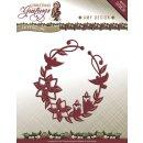 Amy Design Christmas Greetings Ornament Groß Rahmen...