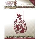 Amy Design Christmas Greetings Reindeer Ornament...