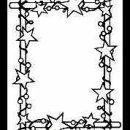 Prägeschablone   Embossing Folder Frame Sterne...