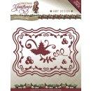 Amy Design Christmas Greetings Card Set mit Blüten,...
