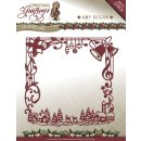 Amy Design Christmas Greetings Frame Rahmen mit Glocken,...