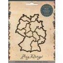Amy Design Deutschland Karte Weltkarte Auszug Deutschland...