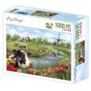 Amy Design Puzzle 1000 Teile niederländische...