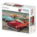 Amy Design Puzzle 1000 Teile Vintage Cars Kultautos...